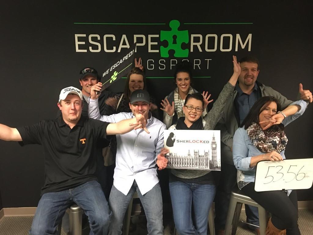 The Escape Room Kingsport Tn